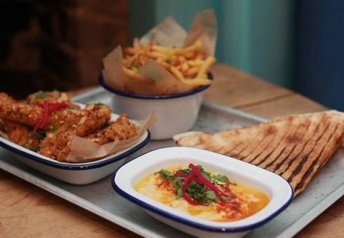 Centriniame Londone atraskite Vidurio Rytų virtuvę
