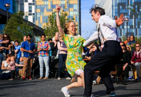 """""""Urban Music Fete"""": vieta, padėsianti pavasariui užkariauti Londoną"""