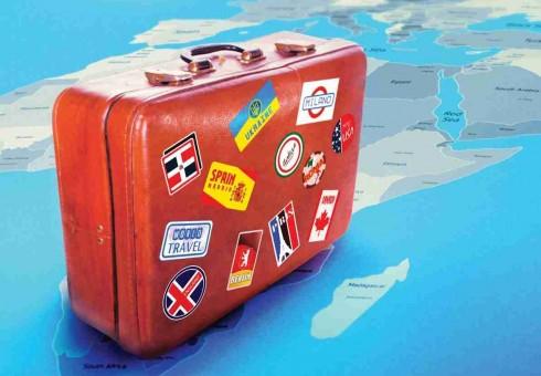Emigranto dienoraštis: pirmi žingsniai emigracijoje [FOTO]