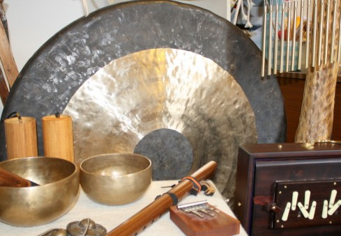Anglijos lietuvė kviečia į gongų maudynes
