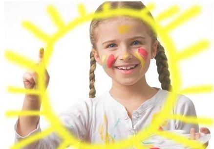 """Anglijos vaikams – vaikų kūrybos šventė """"Mano vasara Lietuvoje"""""""