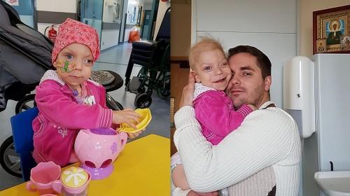 Emigrantų pagalbos šauksmas: padėkite mergaitei įveikti klastingą ligą