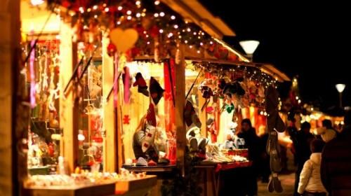 Dar viena Londono vieta pavirto kalėdinių pramogų kampeliu
