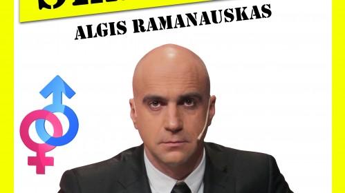 """Londono lietuviams – viskas apie santykius A. Ramanausko spektaklyje """"Sex Guru"""""""