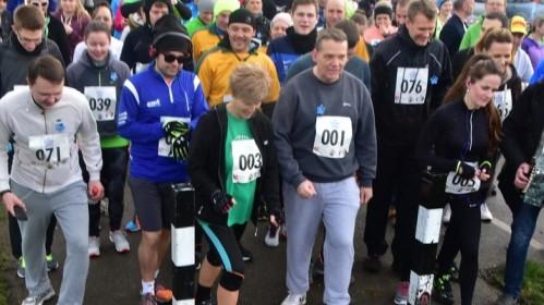 """Anglijos lietuviai kviečiami į bėgimą """"Gyvybės ir mirties keliu"""""""