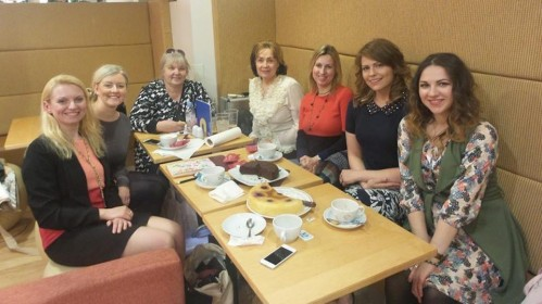 Anglijoje – išskirtinis lietuvių moterų savaitgalis