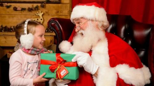 Londoniečiai kviečiami aplankyti Kalėdų Senelį