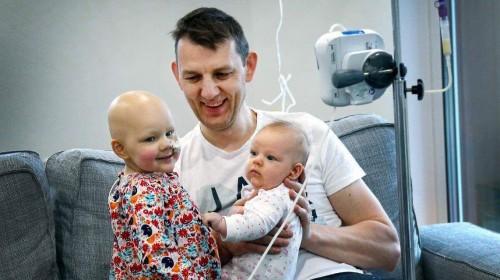 Lietuviai neliko abejingi mažosios Gabriellos ligai