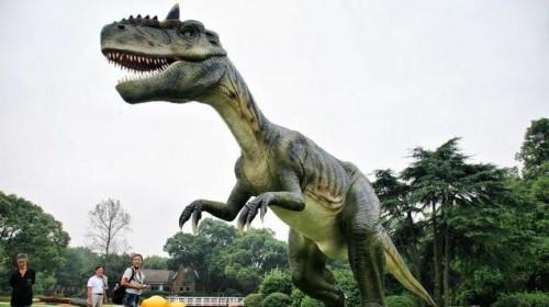 Šalia Londono atgims dinozaurų valdoma priešistorė