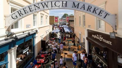 Penktadienį esate laukiami Greenwicho turguje