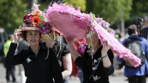 Londone vyks didžiausia gėlių parodai