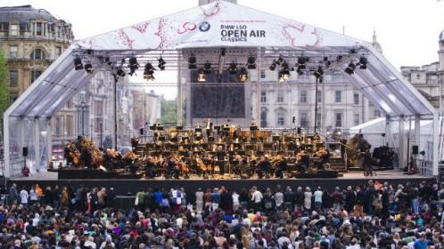 Trafalgaro aikštėje – nemokamas klasikinės muzikos koncertas