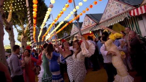 """Londone pirmą kartą bus švenčiama ispaniška fiesta """"Feria de Londres"""""""
