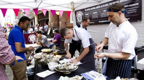 Londone vyks geriausių pasaulio virtuvių festivalis