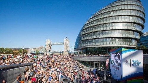 "Į Londoną grįžta ""London Bridge City Summer Festival"""