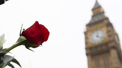 Londone bus pagerbtos teroro akto aukos