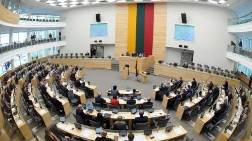 Skaitytojas: Lietuvos parlamentarai kasmet turėtų tikrintis pas psichiatrus