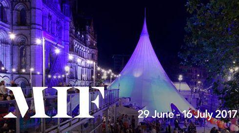 Tarptautinis festivalis Mančesteryje