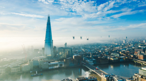 Greičiausias pasaulyje, miesto centre esantis lynas – Londone