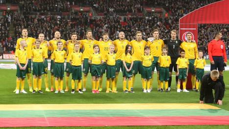 Jaunieji JK futbolo talentai kviečiami atstovauti Lietuvai