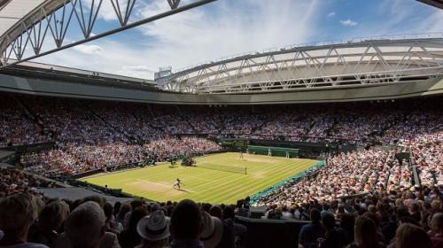 Anglijoje prasideda laukiamiausias Grand Slam teniso turnyras