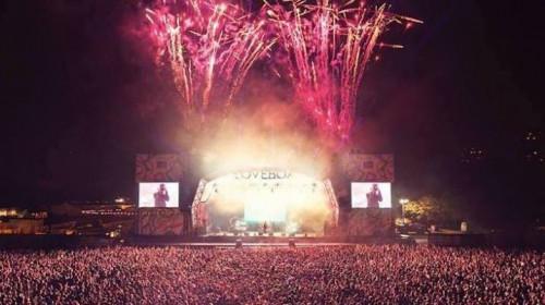 """Festivalis """"Lovebox"""" ir ypatingas svečias -  Londone"""