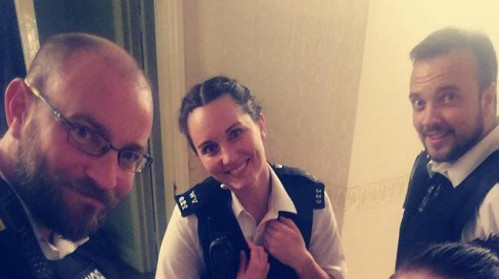 Emigrantės istorija: Lietuvoje tokių policininkų kaip JK nerasite