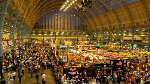 Didžiosios Britanijos alaus festivalis Londone