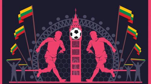 Pirmasis lietuvių futbolo turnyras Londone
