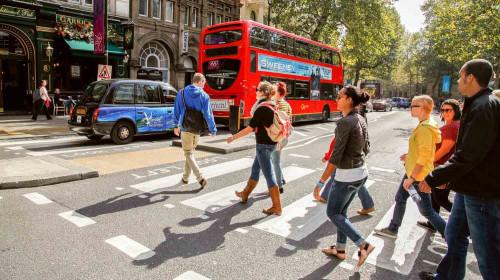 Nemokami rudens pasivaikščiojimai Londone