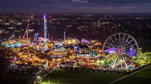 """""""Winter Wonderland"""" sugrįžta į Londoną ir kviečia pajusti Kalėdų dvasią"""