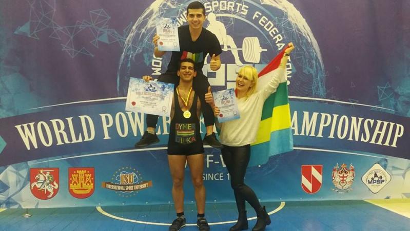 JK gyvenantis išeivis iš Lietuvos: per vienerius metus - 3 medaliai 3 skirtingose sporto šakose [VIDEO]