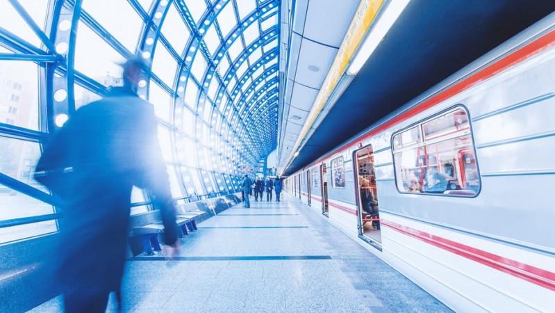 Ekskursija požeminiame Londono metro