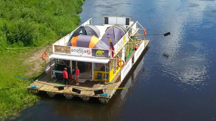 Emigrantas užsispyrė Nemuną paversti turistine upe