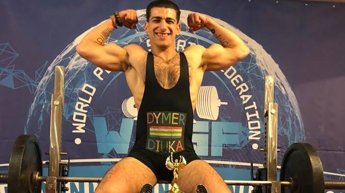 JK gyvenantis armėnų kilmės lietuvis iškovojo 7 aukso medalį