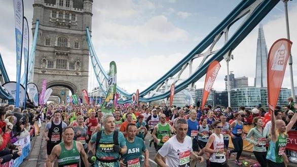Londono maratonas 2018 - jau šį sekmadienį