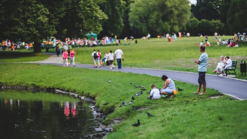 """Londono """"Nacionalinio parko miesto"""" savaitė"""
