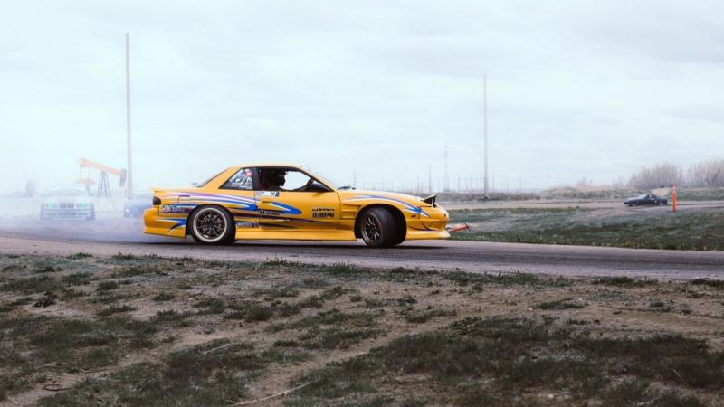 BMW London LT Drift varžybos
