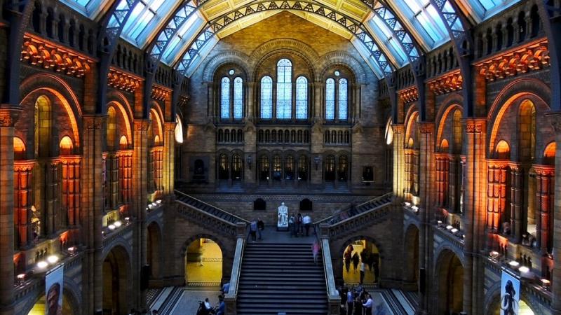 Muziejų naktys Londone