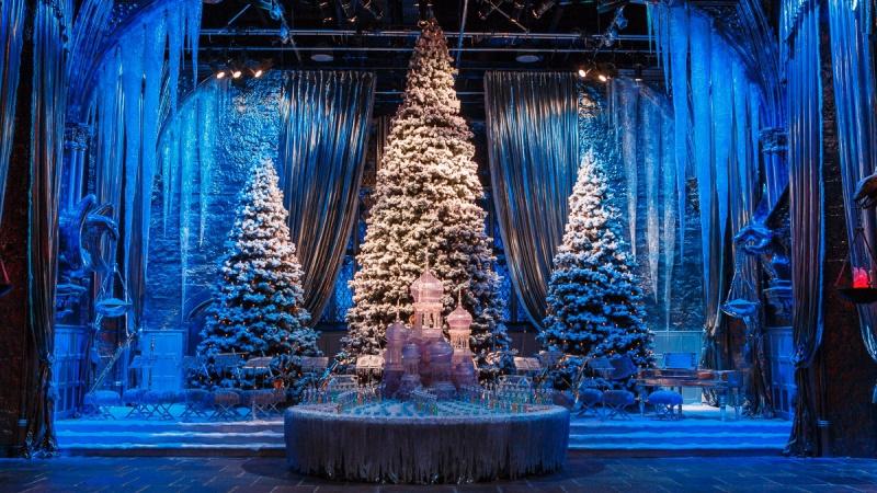 Kalėdos Hogvartse. Ekskursija po Warner Bros studiją Londone