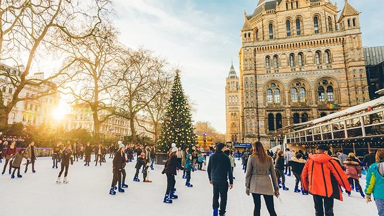 TOP 8: Londono lauko ledo čiuožyklos