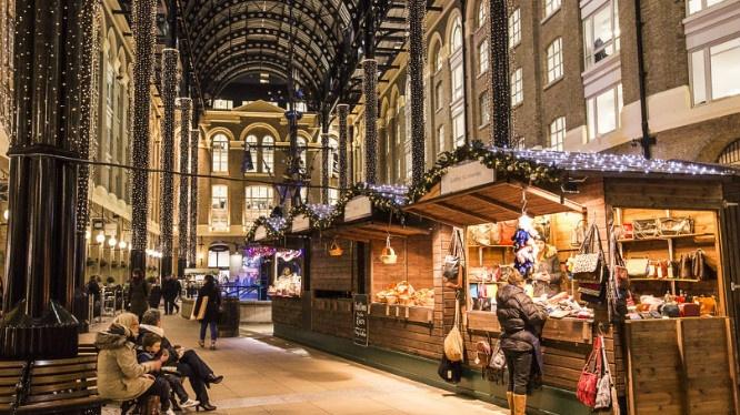 TOP 6: Geriausios kalėdinės Londono mugės