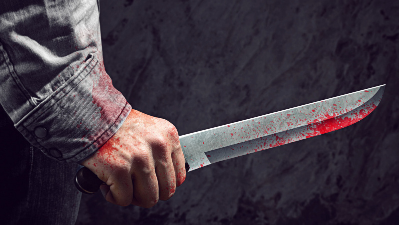 Nužudymų panaudojant peilį skaičius JK – didžiausias istorijoje