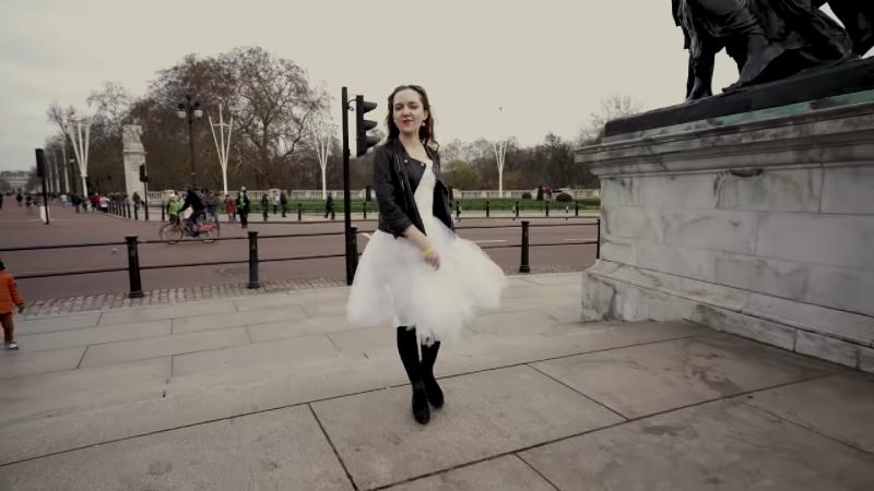 """JK gyvenanti lietuvė sukūrė klipą apie """"Brexit"""" [VIDEO]"""