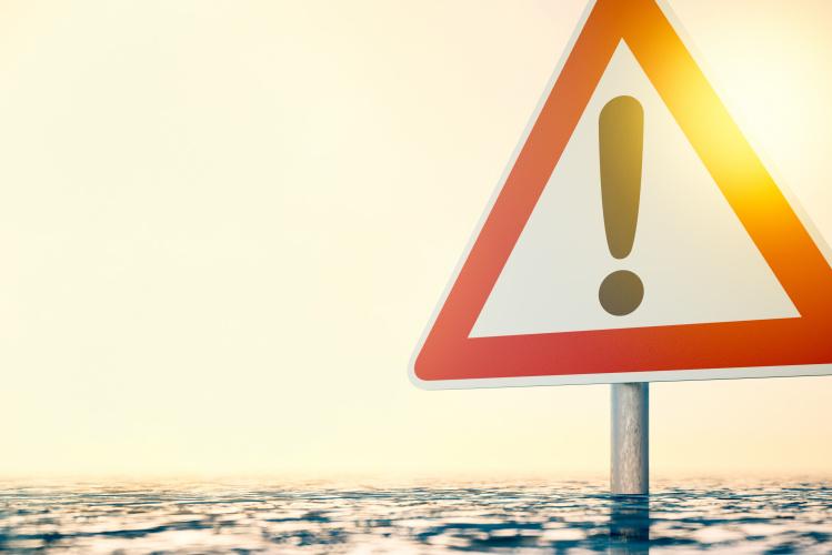 JK gyventojai perspėjami dėl lietaus ir galimų potvynių