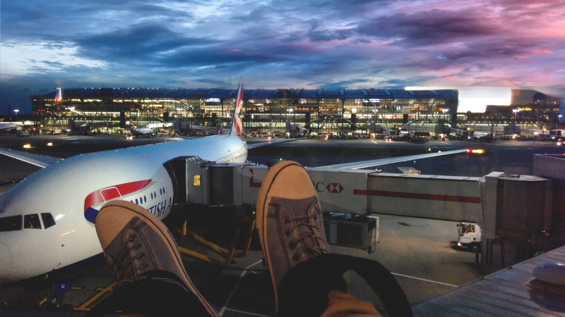 Heathrow oro uosto plėtrą mėgins stabdyti teisme