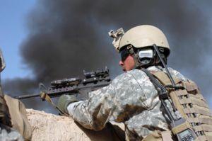 Antrą mėnesį iš eilės Afganistane žūva daugiau karių nei Irake