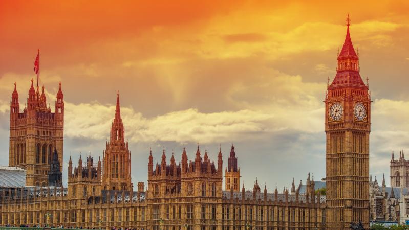 """JK parlamento trečią kartą atmetė """"Brexit"""" susitarimą"""
