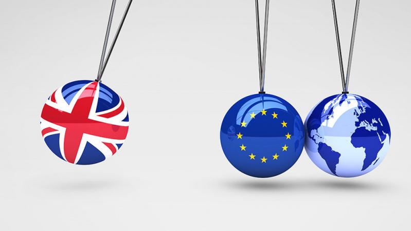 """ES derybininkas: chaotiškas """"Brexit"""" tampa vis labiau tikėtinas"""