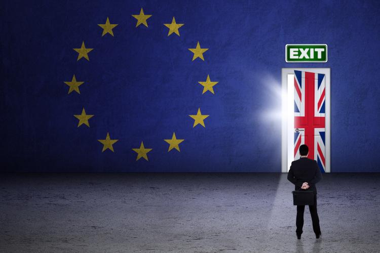 """Naujausia apklausa JK: dauguma gyventojų nori """"Brexit"""" be jokio susitarimo"""
